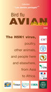 "Educational handbooks ""Bird flu, avian influenza"""